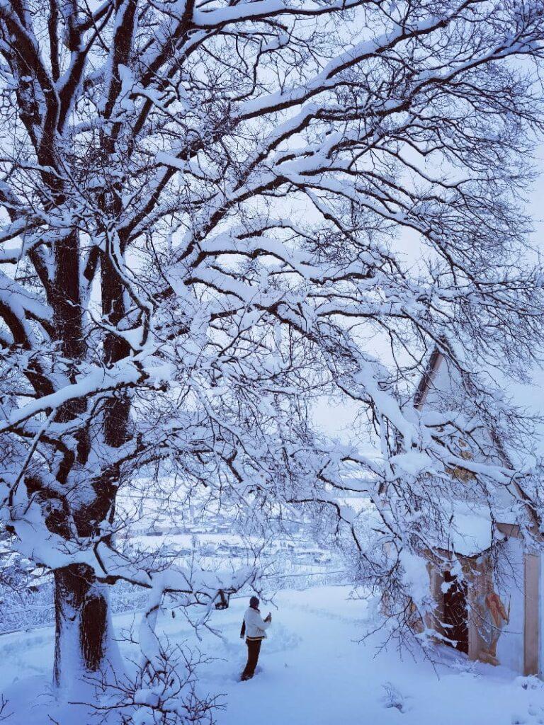 Sicherer Wintergenuß mit Grödel