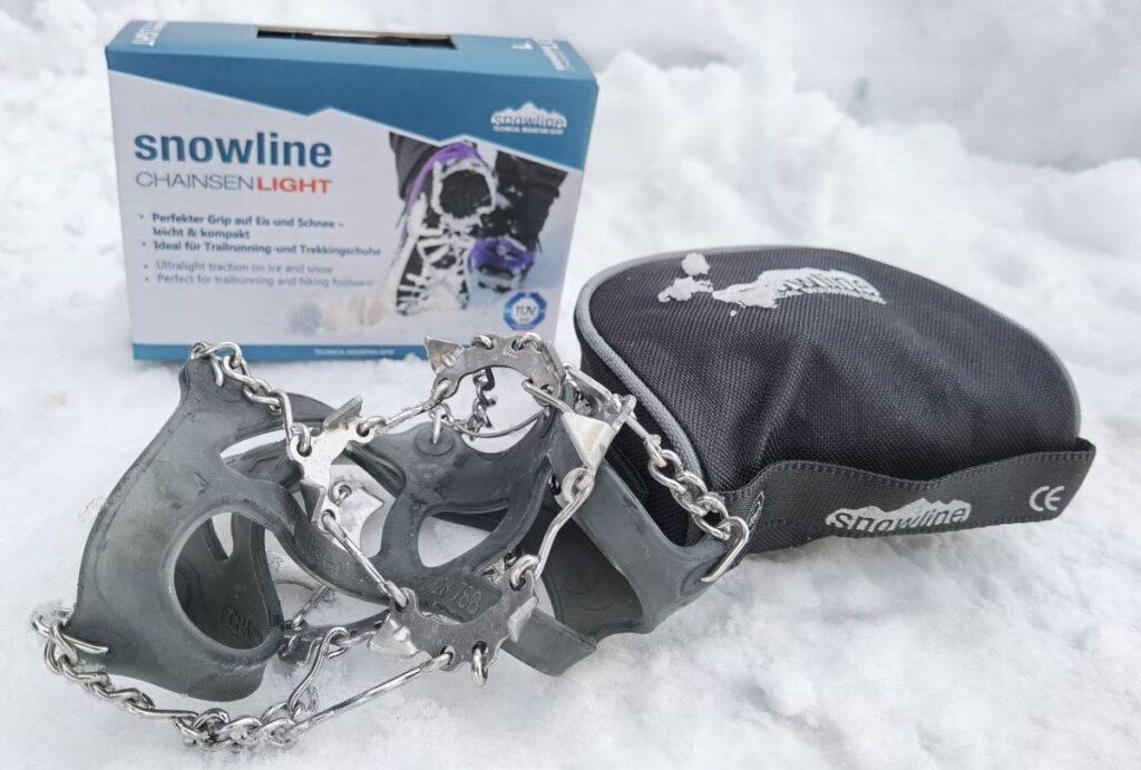 Snowline spikes - der führende Grödel Hersteller